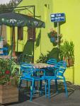 photo couleur terrasse lesconil